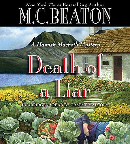 Death of a Liar (Hamish Macbeth Mysteries)