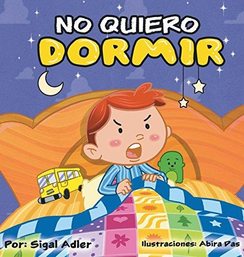 No me quiero dormir por Sigal Adler