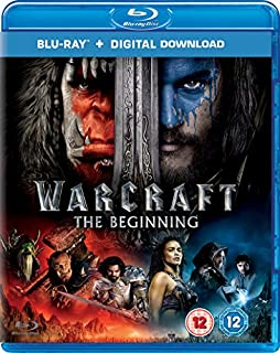 Warcraft: The Beginning (Blu-ray + Digital Download) [2016] (B01G3LQLBQ) | Amazon price tracker / tracking, Amazon price history charts, Amazon price watches, Amazon price drop alerts