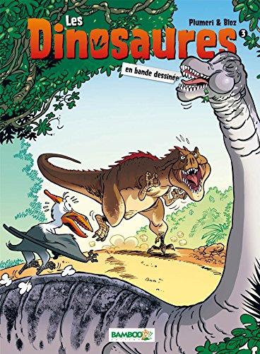 Les Dinosaures en BD - tome 3 - Nouvelle dition