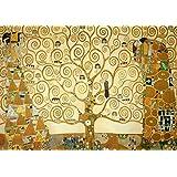 Gustav Klimt: el árbol de la vida. Fine Art Print/Póster. Tamaño A4(29,7cm x 21cm)