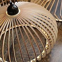 marca nuevo moderno y estilo clsico lmpara de techo de madera corte lser madera