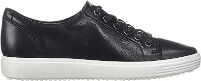 ECCO Women's Soft Perforated Fashion Sneaker, Scarpe da Ginnastica. Donna