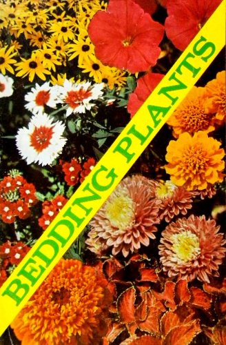 Bedding plants;: A manual on the culture of bedding plants as a greenhouse crop