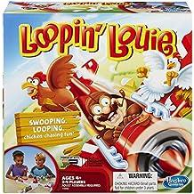 Hasbro – Loopin' Louie – Jeu de Société Le Fou Volant Version Anglaise