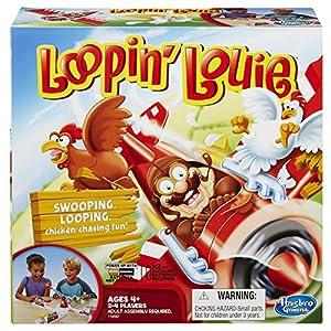 Hasbro Looping Louie Board Game