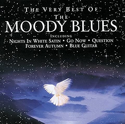 Moody Blues Cd - The Very Best Of The Moody