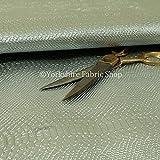 Designer geprägt Schlange Tier Strukturierte Silber