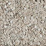 EFFEKT-MUSCHELGRANULAT 2-5mm 1 kg Muschel Sand in PERLMUTT -44