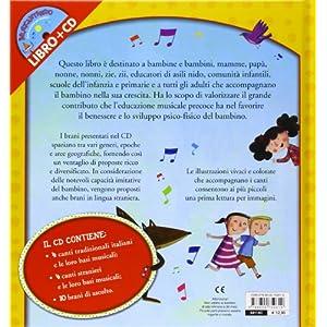 Musicantando. Canti e musiche per bambini. Con CD