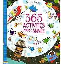 365 activités pour l'année