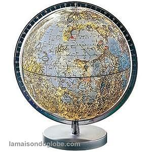 Globe lunaire Lumineux