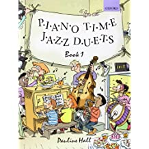 Piano Time Jazz Duets Book 1: Bk. 1