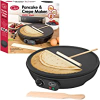 Quest 35540 Traditional Electric Pancake & Crepe Maker 12