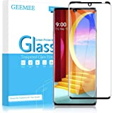 GEEMEE Per LG Velvet 5G/ LG G9 Vetro Temperato, Durezza 9H Protezione Schermo, Anti Graffi HD Trasparenza Protettiva Screen P