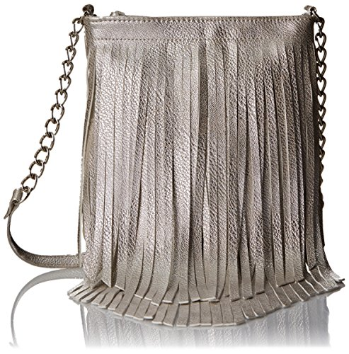 twig-arrow-fringe-crossbody-messenger-bag-silver-one-size