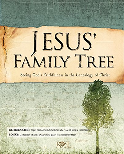 Jesus' Family Tree: Seeing God's Faithfulness in the Genealogy of Christ (English Edition)