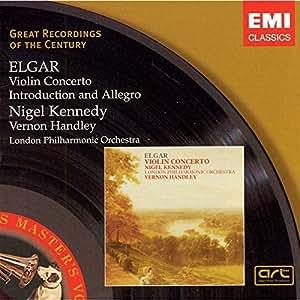 Elgar: Violin Concerto / Introduction & Allegro