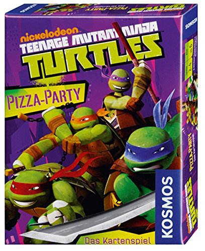 (Kosmos 741631 - Teenage Mutant Ninja Turtles - Das Kartenspiel)