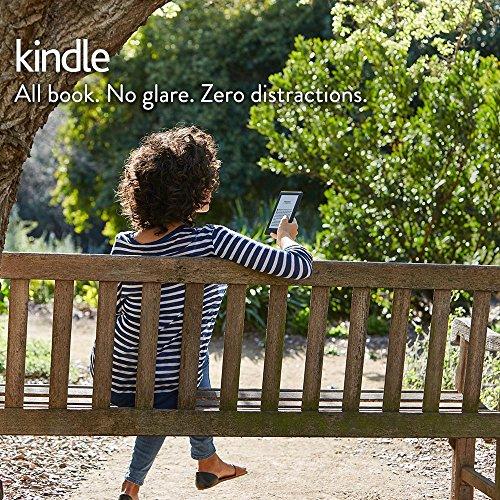 Amazon Kindle E-reader (6-inch Glare-Free Touchscreen Display, Wi-Fi) 2