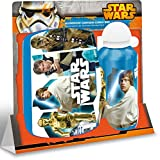 Exclusiv* Star Wars ALU Flasche + Brotdose Set EDEL