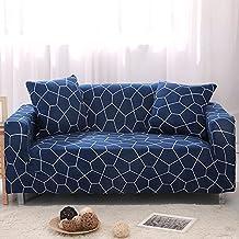 MAXWOW Funda de sofá elástica para los Animales domésticos, Antideslizante Acolchado 1-Pieza Poliéster
