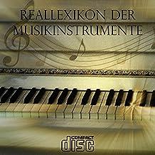 Reallexikon der Musikinstrumente Polyglossar für das gesamte Instrumentengebiet