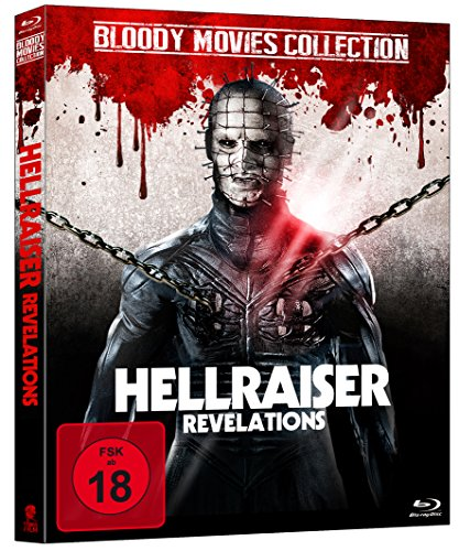 Hellraiser: Revelations (Bloody Movies Collection, Uncut) [Blu-ray]