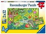 Ravensburger Kinderpuzzle 07610 Tiere in unserem Garten