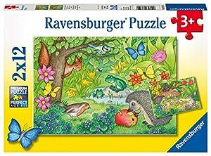 Ravensburger- Puzzle 2x12, Multicolor (1)