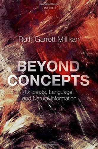 Beyond Concepts