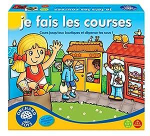 Orchard Toys - 173 - Jeu de Société - Je Fais Les Courses