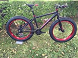 FAT BIKE BERG VOSTOK BLACK RED