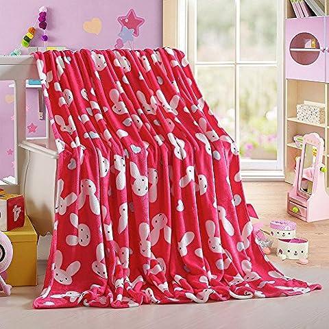 shinemoon tutte le stagioni morbida flanella coperta letto, divano, per adulti e bambini leggero da campeggio viaggio resto coperte per freddo