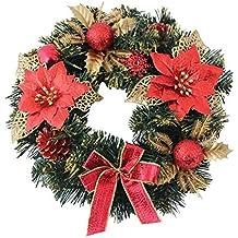 Noeud De Decoration Noel Amazon