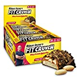 Fit Crunch Bar 12x88g-Peanut Butter