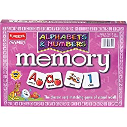 Funskool Memory Alphabets and Nos