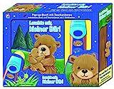 Leuchte mir, kleiner Bär! - Pop-up-Buch mit Taschenlampe - Bilderbuch mit 5 Geräuschen