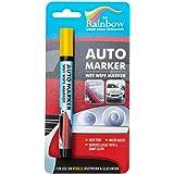 Rot Auto Marker Abnehmbare Farbe Für Karosserieteilen Und Windschutzscheibe Auto