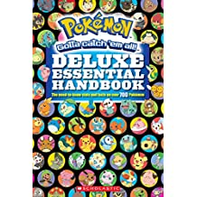 Pokemon: Deluxe Essential Handbook