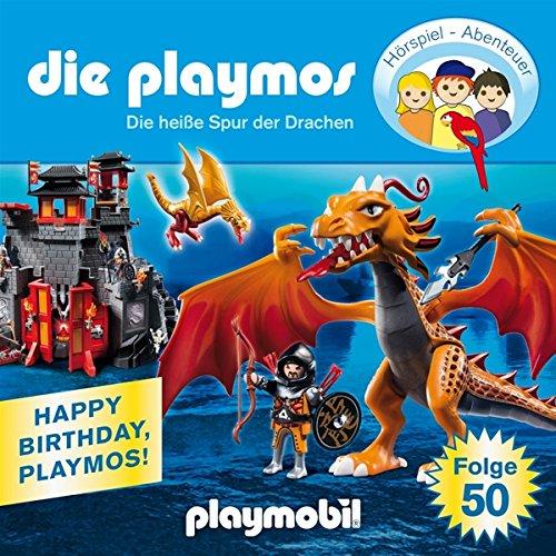 Die Playmos (50) Die heiße Spur des Drachen - floff publishing 2016