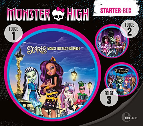 Monster High - Starter Box (Folge ()