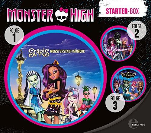 er Box (Folge 1-3) (Monster High Monster Monster High)