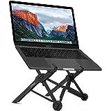 Urbo Laptop Ständer, falt- und tragbar für eine gesündere Sitzhaltung durch Erhöhen des Laptops oder Notebooks