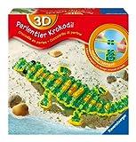 Ravensburger 18331 - 3D-Perlentier Krokodil