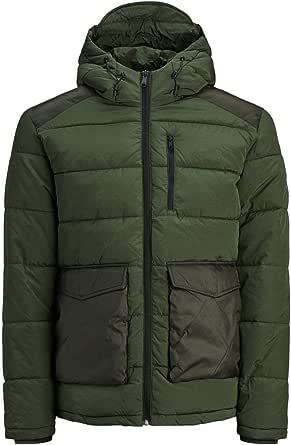 Jack & Jones Men's Jorwayne Puffer Jacket