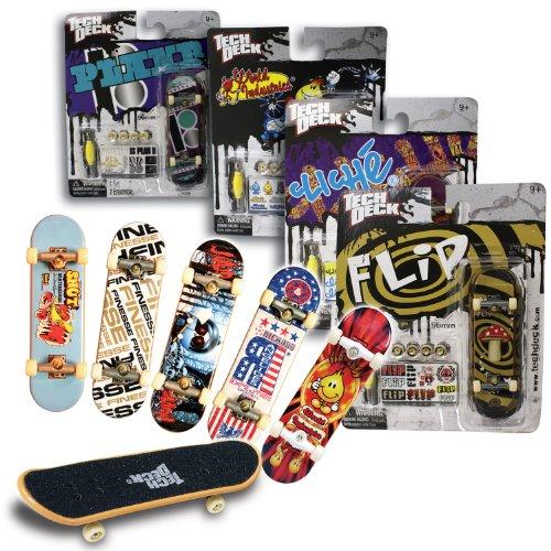 Imagen principal de Spin Master 201172 - Tech Deck: Tabla Skate