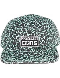 Converse CONS 5 Panel Mens Baseball Cap Hat Leopard