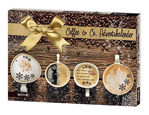 Coffee & Co Kaffee Adventskalender Advent Kalender Weihnachtskalender Geschenke