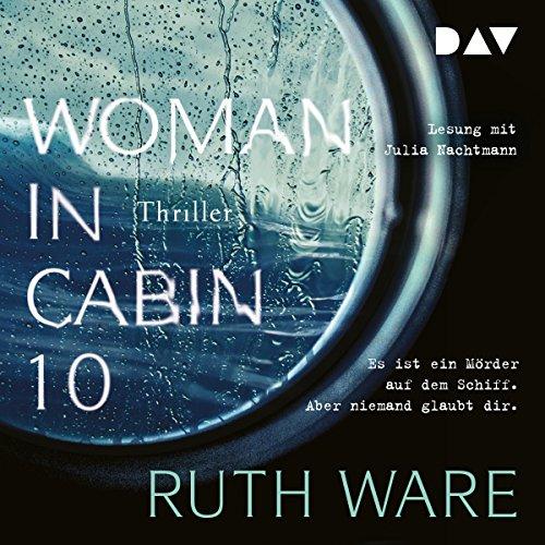 Buchseite und Rezensionen zu 'Woman in Cabin 10' von Ruth Ware